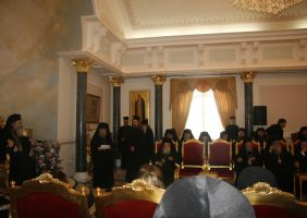 The 5th Anniversary of the Enthronement of H.B. Theophilos III.