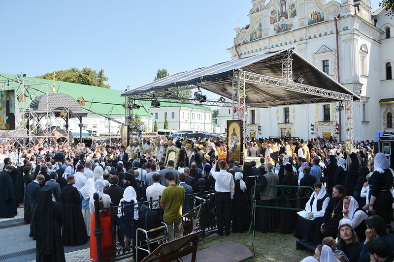 Patriarchal Joint Service in Minsk