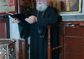 The verger, f. Alexios