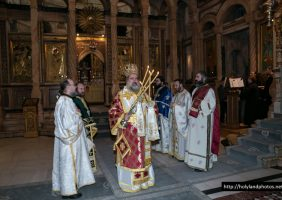 His Eminence Theodosios, Archbishop of Sevasteia