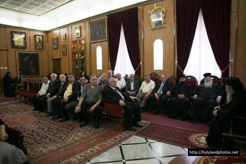 Paschal visit of Bethlehem Community