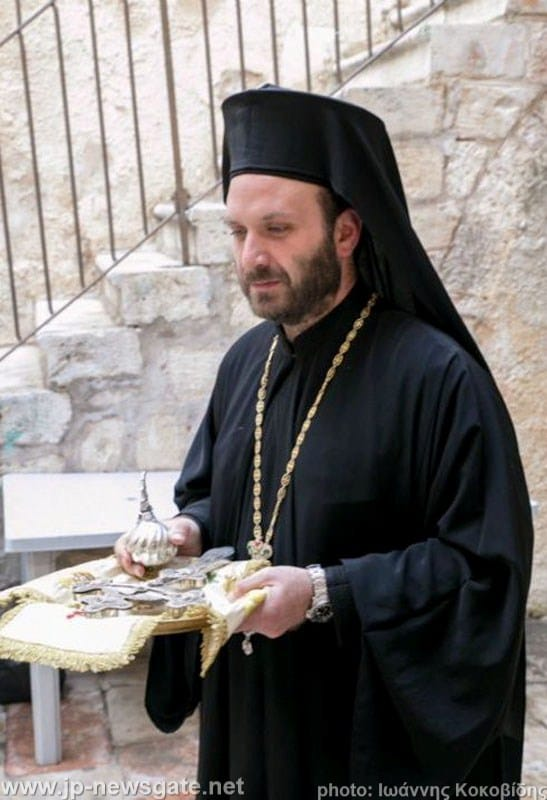 The Abbot, Archimandrite Stephanos