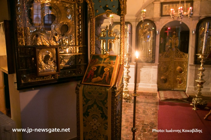 The second day of Christmas at the Patriarchate