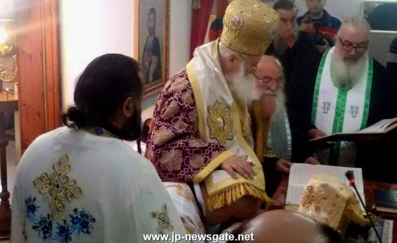 The ordination