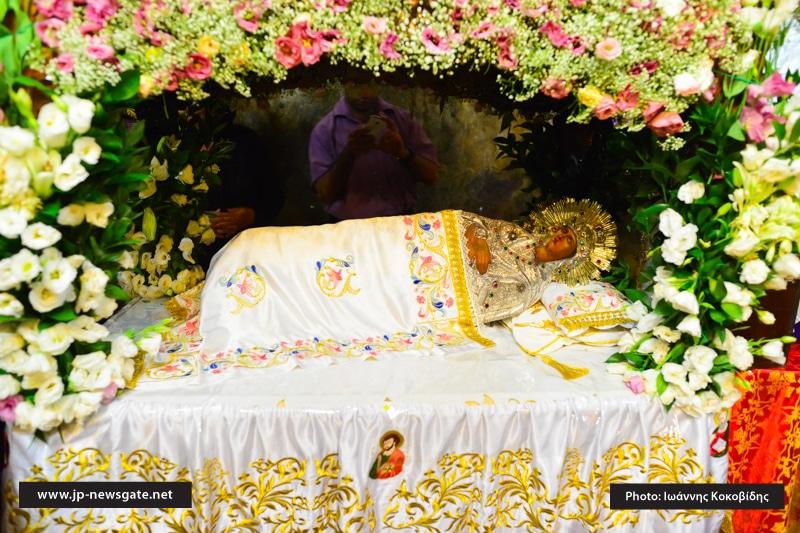 The Epitaph of Theotokos