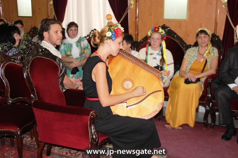 Ukrainian traditional song