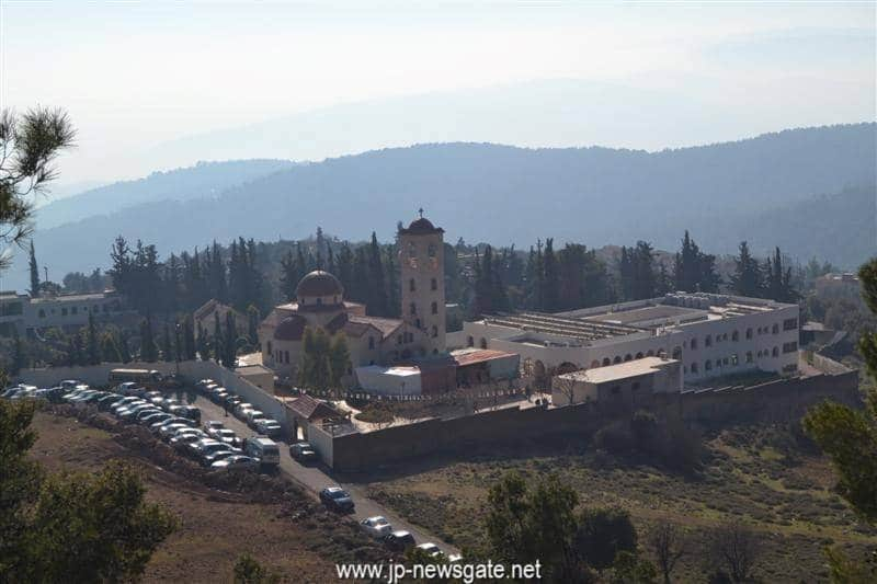 The Monastery of the Life-giving Spring in Dibin
