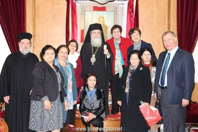 "The ""Myrophorae"" Orthodox Christian Association"
