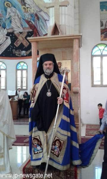 Archbishop Theophanes of Gerasa
