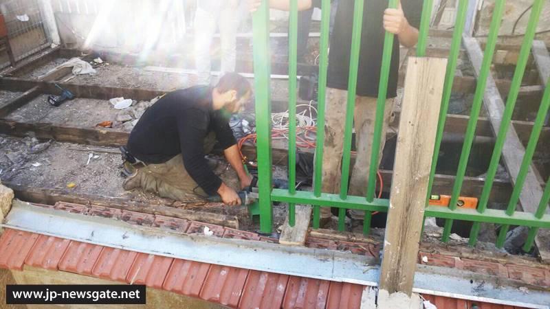 Restoring the broken fence
