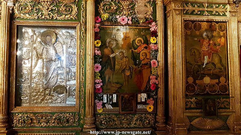 Synaxis of St. John the Baptist at the Patriarchate