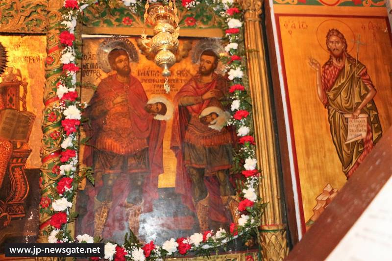 The Feast of Saints Theodoroi at the Patriarchate
