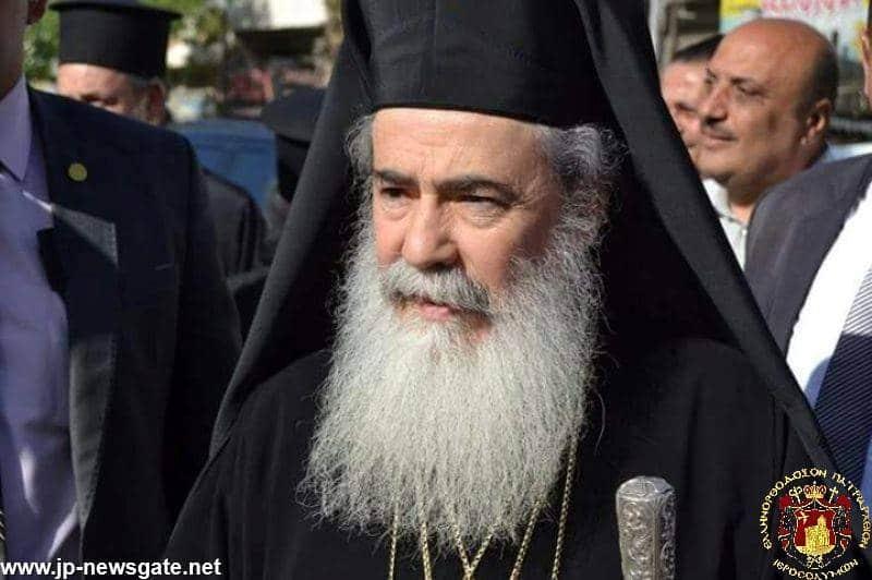 His Beatitude's pastoral visit in Jordan
