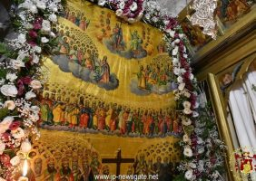 The feast of the All Saints - Vespers