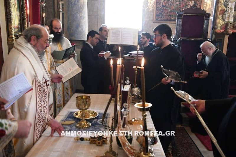 H. Church of St. George - Divine Liturgy in Neochorion of Bosporus