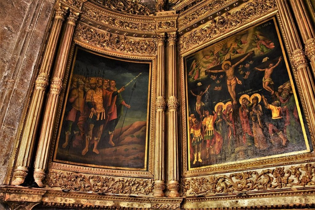 The Chapel of the Crown of Thorns